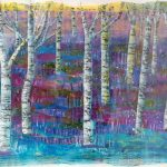 Deeside Birch Trees
